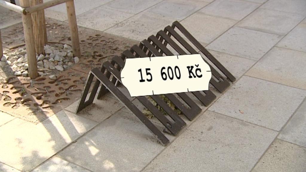 Stojan na kola za 16 tisíc
