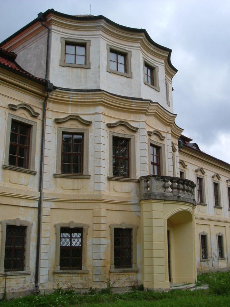Soukromý zámek v Příchovicích