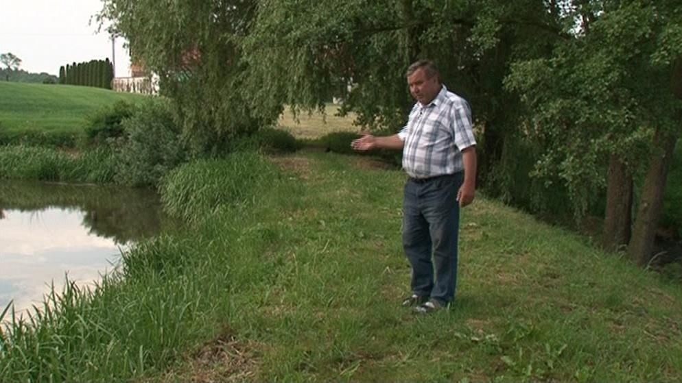 Zdeněk Plíšek buď získá rybník, nebo nechá zrušit