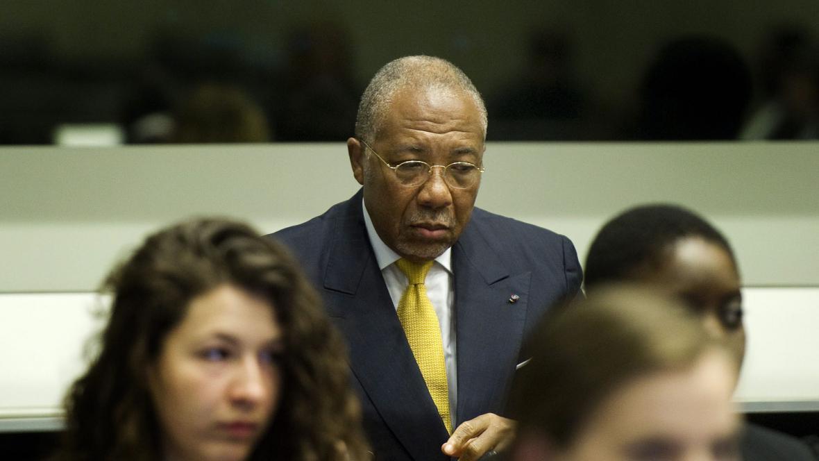 Charles Tyalor u mezinárodního soudu