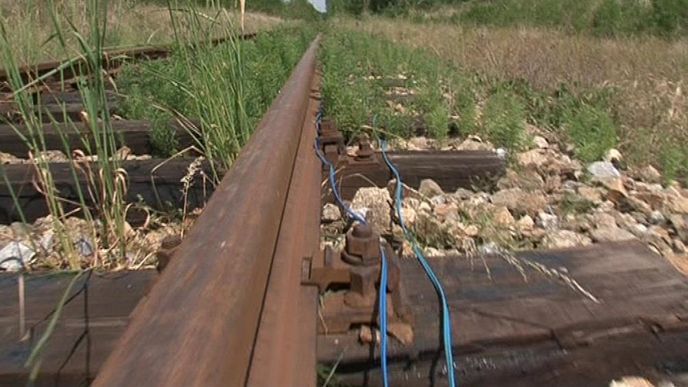 Kabely na trati - častý cíl zlodějů