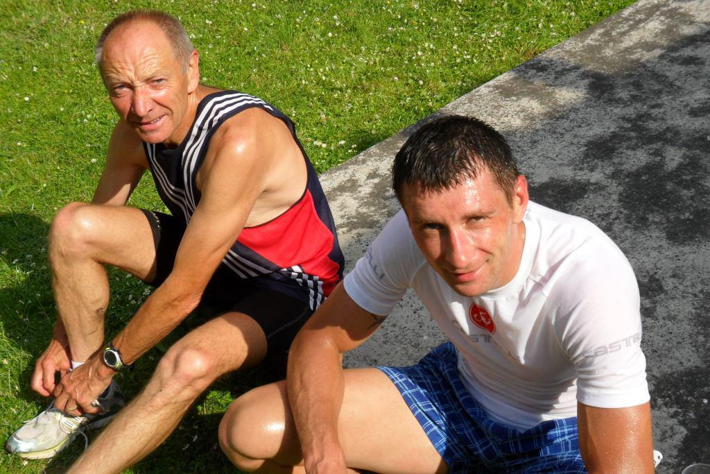Běh pro radost - Zdislavice na Benešovsku