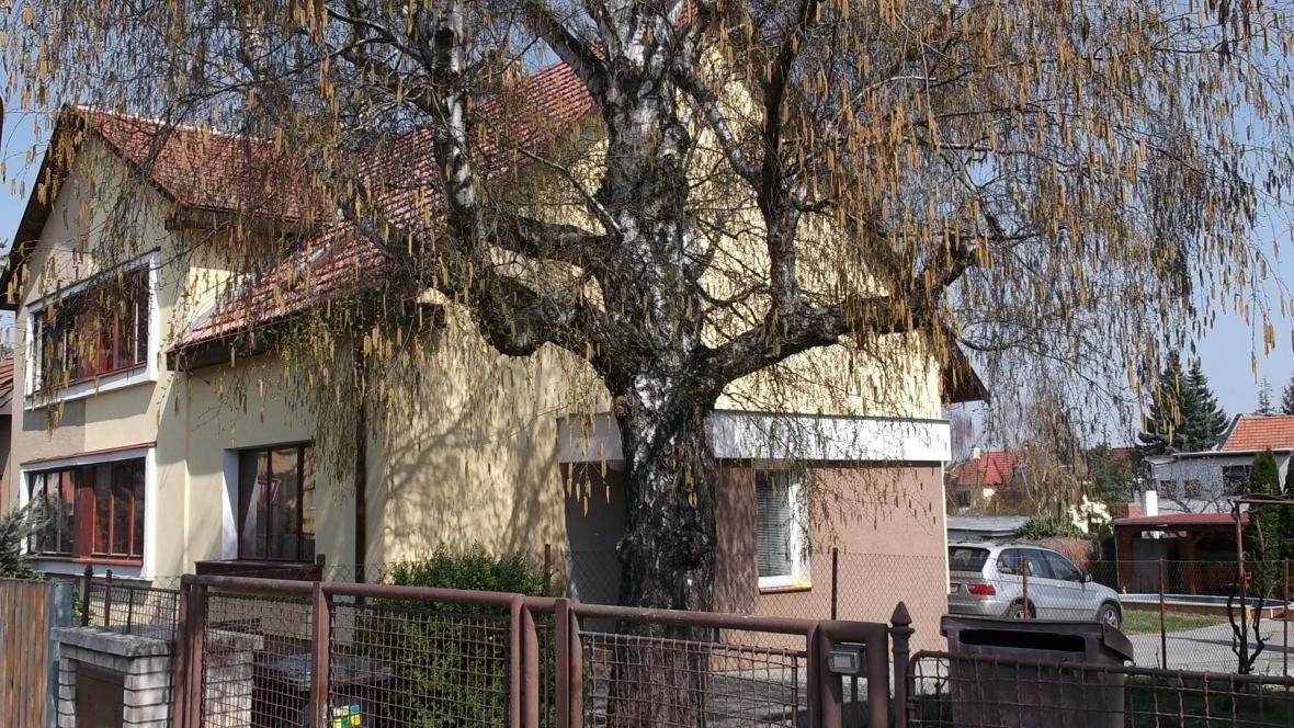 Nově zrekonstruovaný dům jednoho z podvodníků na Brněnsku