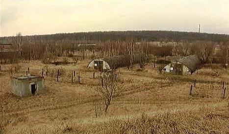 Vojenský areál Milovice