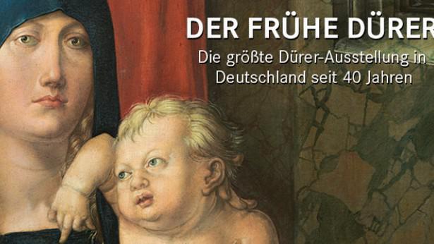 Albrecht Dürer / výřez plakátu