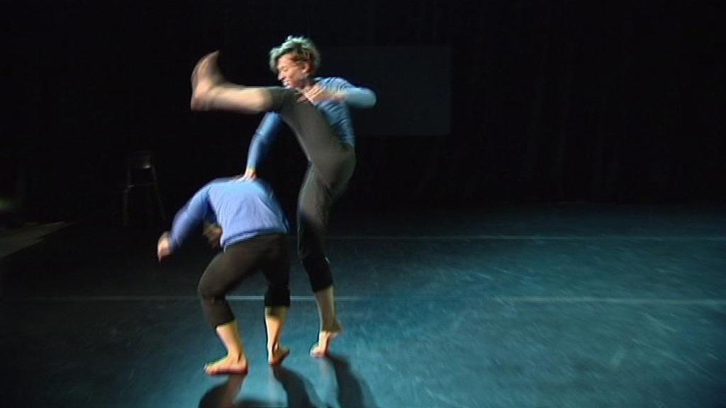 Foto z tanečního představení