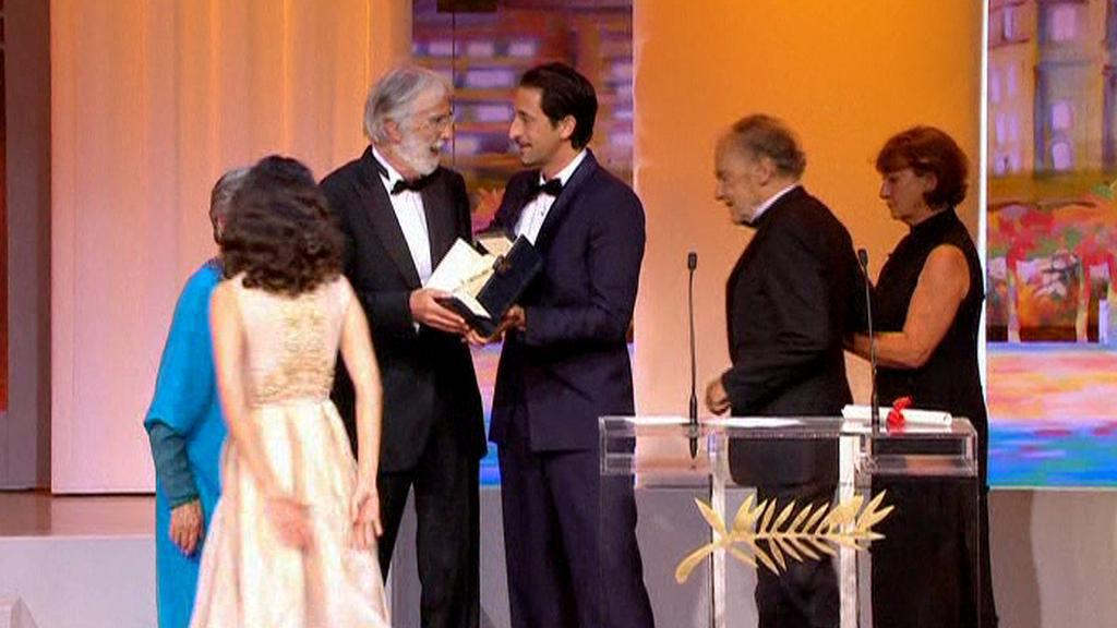 Michael Haneke v Cannes 2012