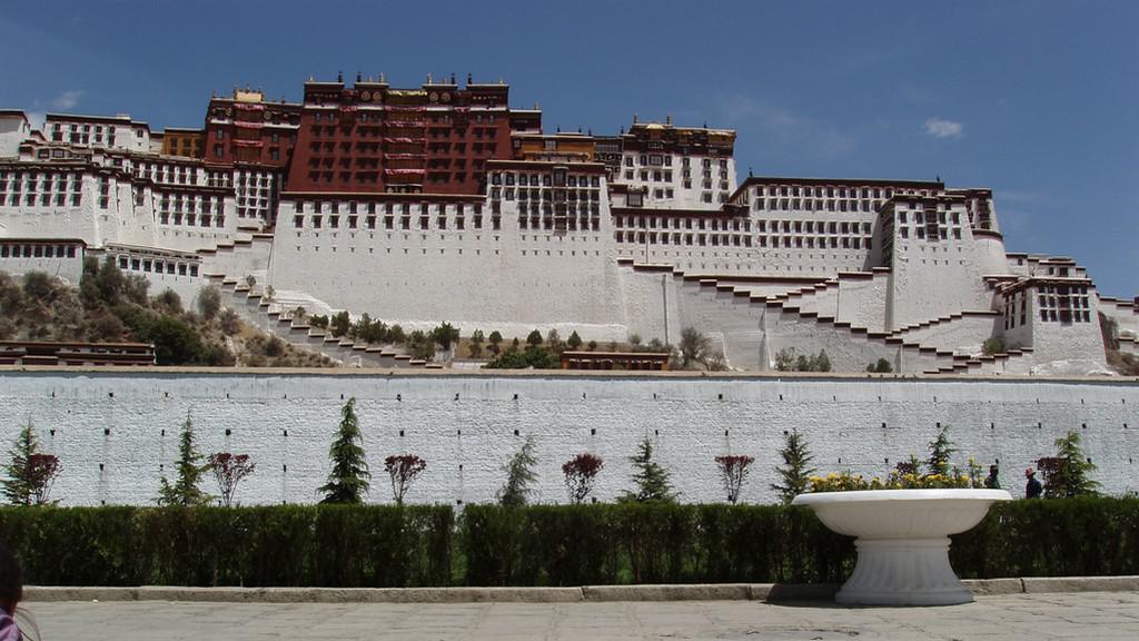 Tibetský klášter