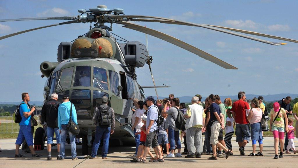 Středomoravská letecká pouť