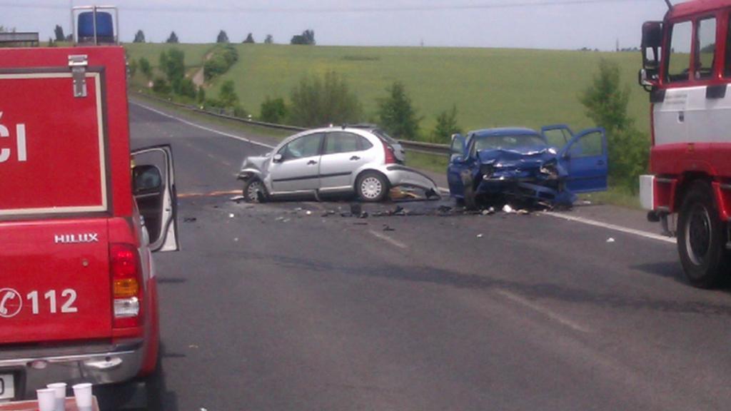 Nehoda u Lotouše