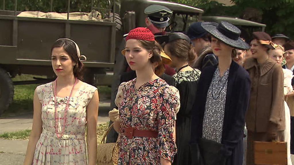 Připomínka výročí atentátu na Heydricha