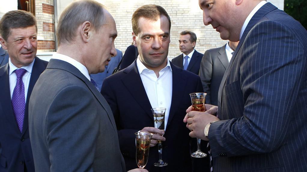 Dimitrij Medvěděv