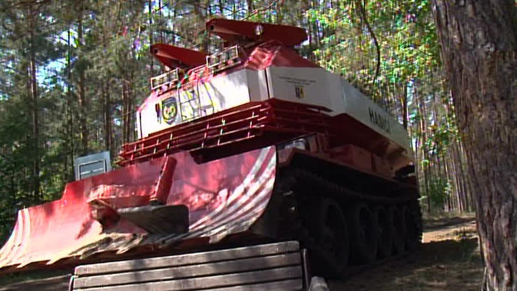 Hasičský tank