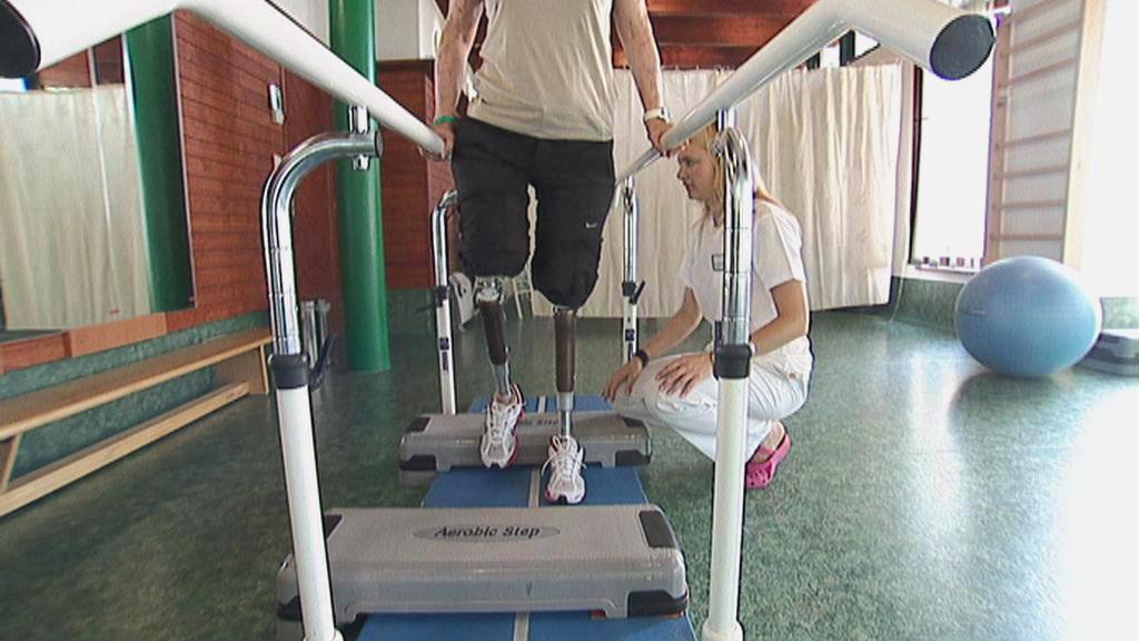 Protézy dolních končetin
