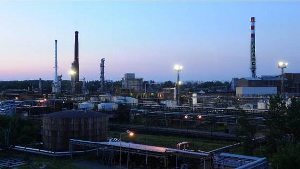 Rafinerie Paramo