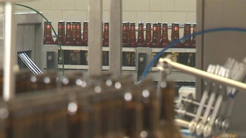 V Černé Hoře vyrobí každý týden přes 200 hektolitrů pivní limonády
