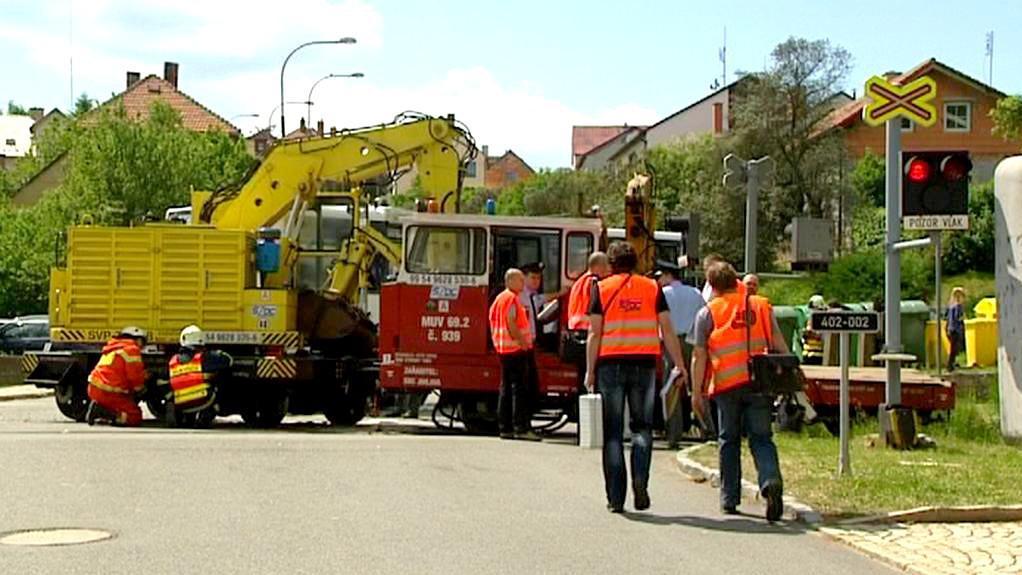 Nehoda v Třešti na Jihlavsku