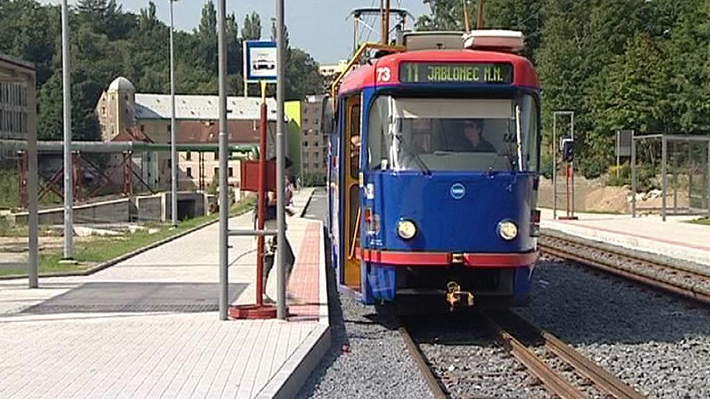 Tramvaj do Jablonce
