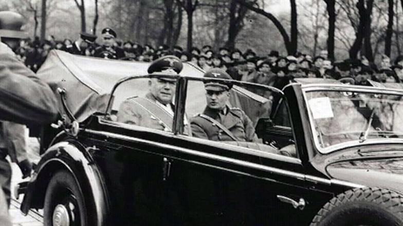 Dokument Heydrich - konečné řešení (Noc nad protektorátem)