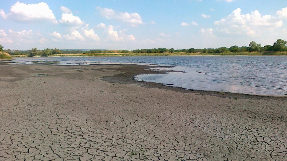 Správce rybníků trápí nadměrné sucho