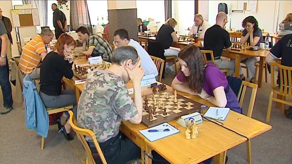MČR šachy