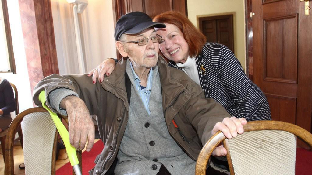 Stanislav Remunda a Iva Janžurová