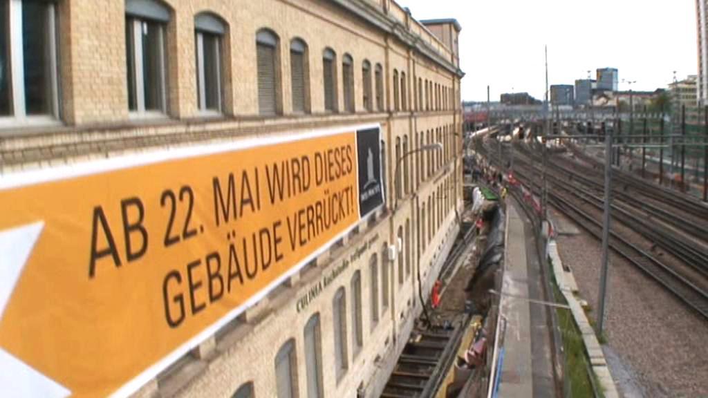 Budova Maschinenfabrik Oerlikon v Curychu