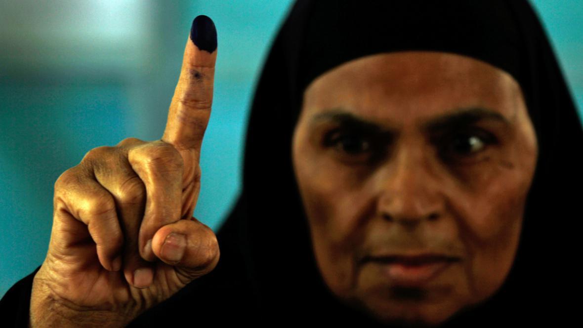 Egypťané volí prezidenta