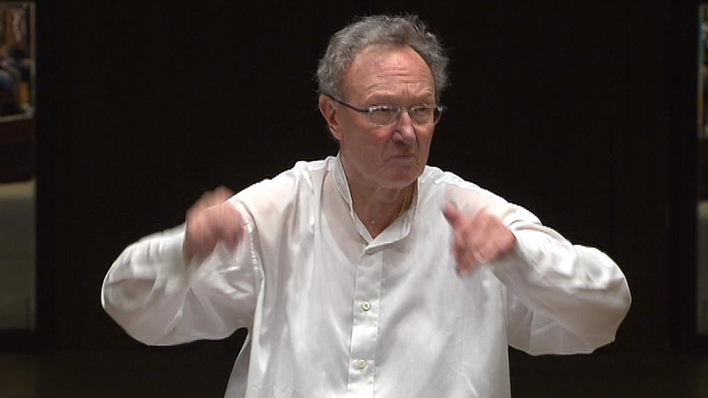 Dirigent Jiří Kout
