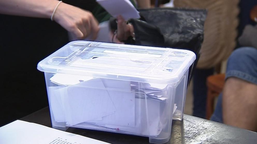 Každý z účastníků voleb mohl vybrat až 3 kandidáty
