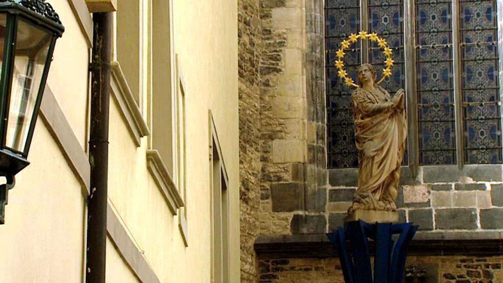Socha Panny Marie za Týnským chrámem