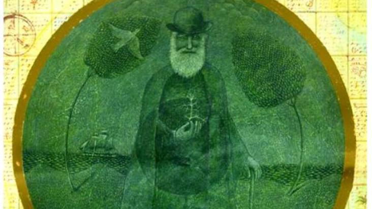 České vydání Stromu života o díle Charlese Darwina