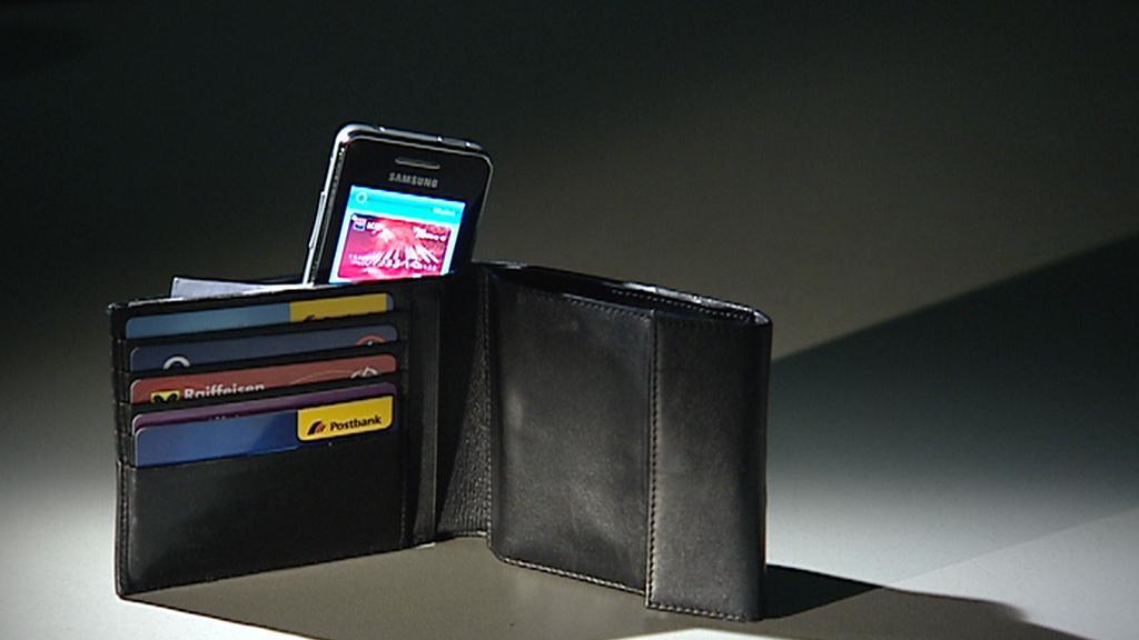 Mobil jako peněženka