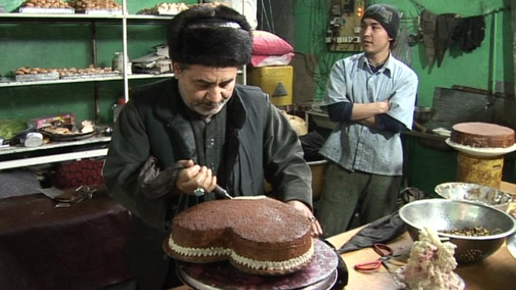 Afghánský živnostník