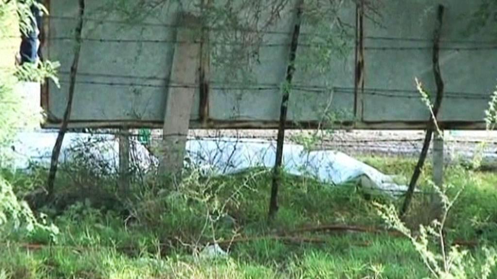 Mexická policie našla 49 mrtvol v plastikových pytlích