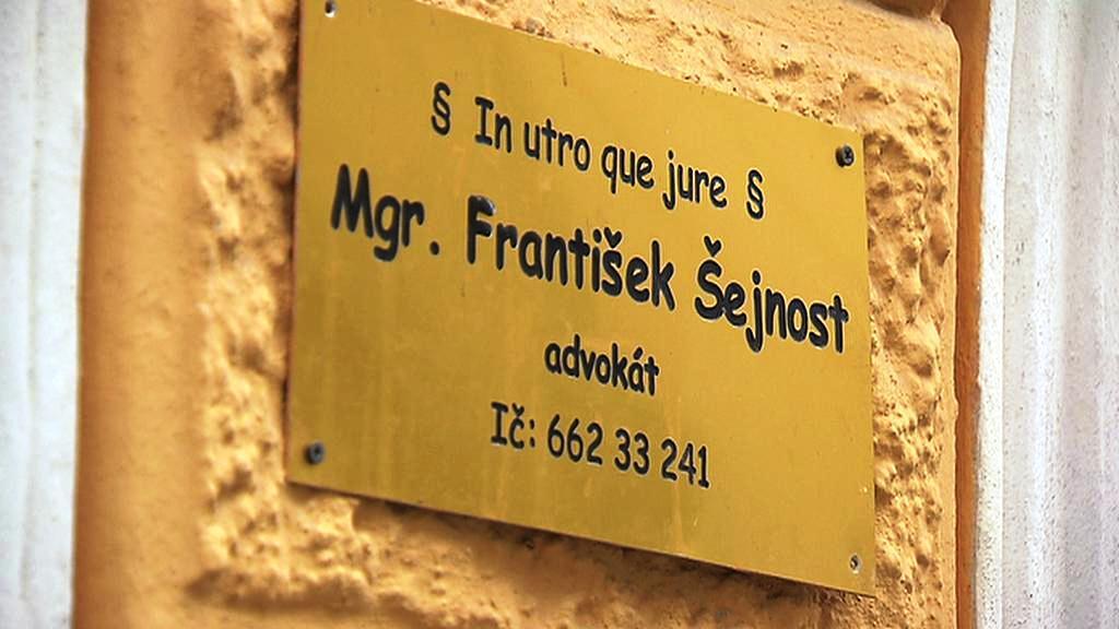 Kancelář Františka Šejnosta