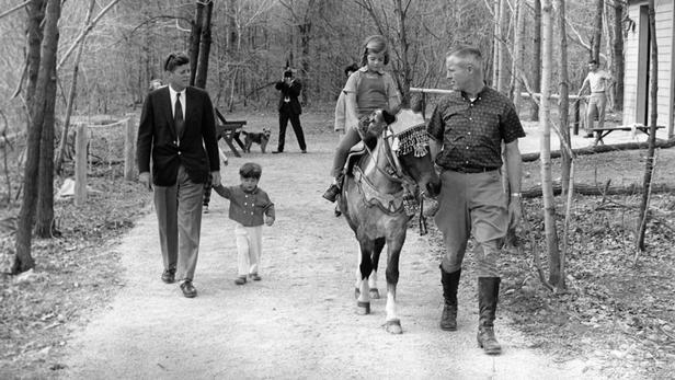 J. F. Kennedy v Camp David