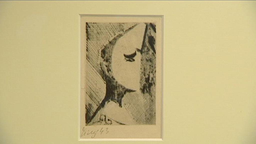 Grafiky Františka Tichého