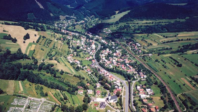 Obec Lidečko