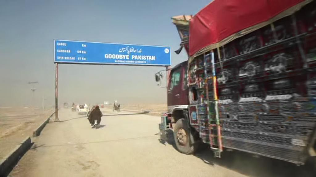 Pákistánsko-afghánská hranice