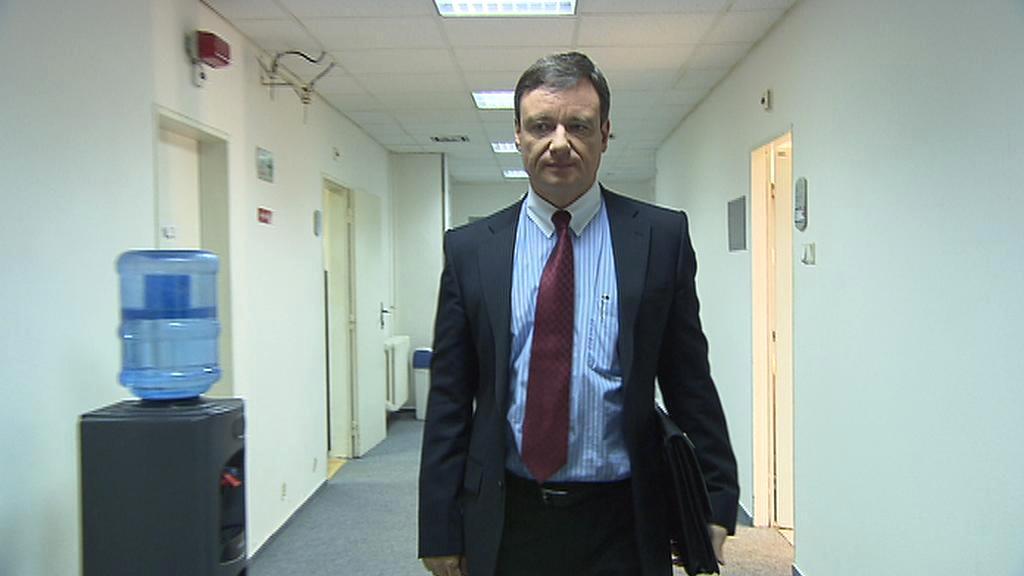 David Rath 32 hodin před zadržením