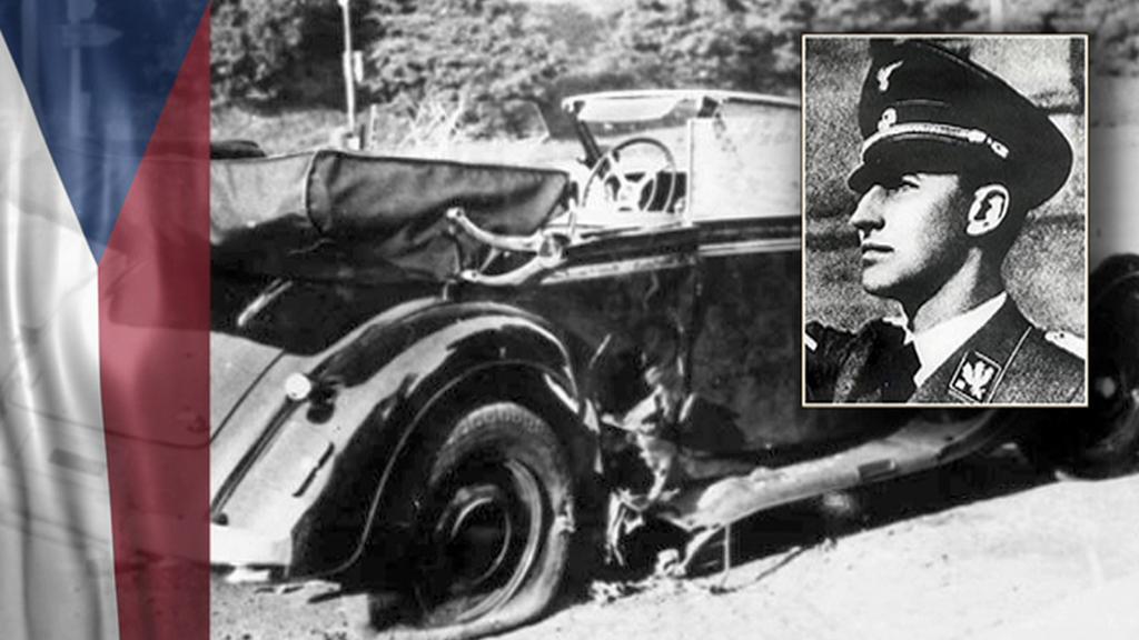 Atentát, na Heydricha