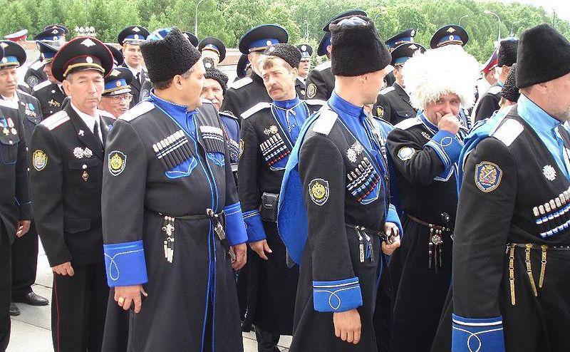 Ruští kozáci