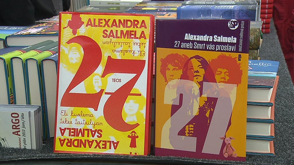 Kniha Alexandry Salmely