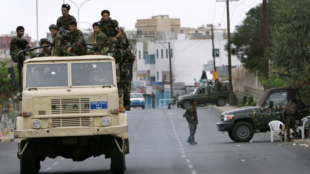 Jemenská armáda