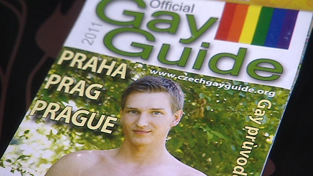 Průvodce Prahou pro gaye