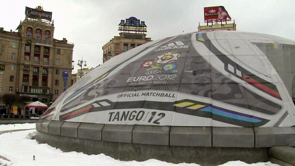 Fotbalové EURO 2012 v Charkově