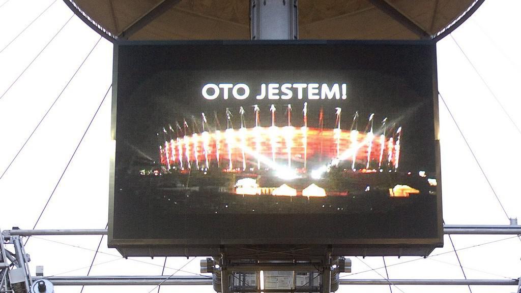 Varšavský stadion pro Euro 2012