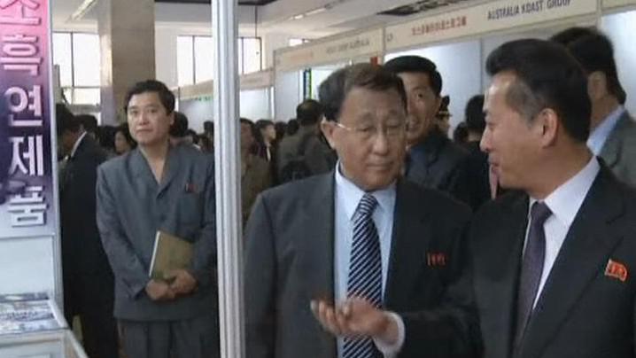 Vicepremiér Kang Sok Ju