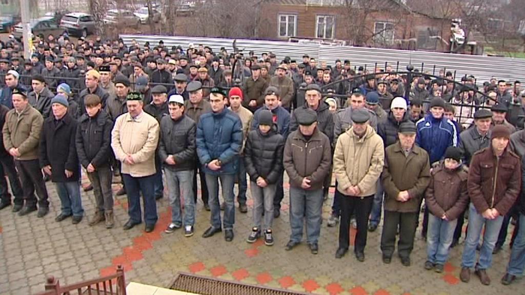 Tatarští muslimové